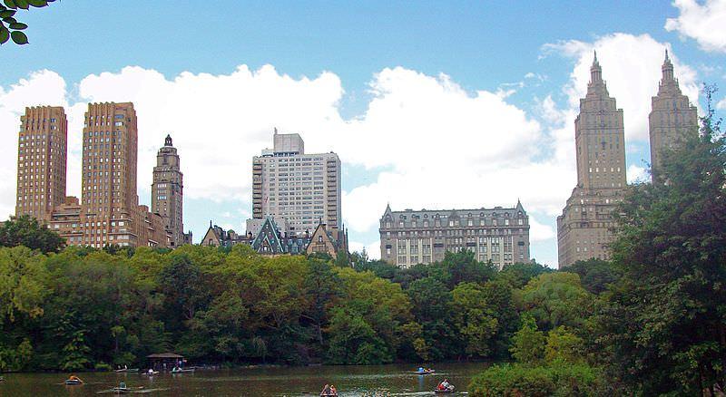Top Ten Celebrity Buildings in NYC