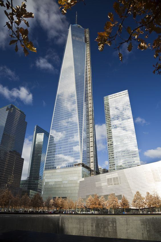 World Trade Center Adds Rooftop Park