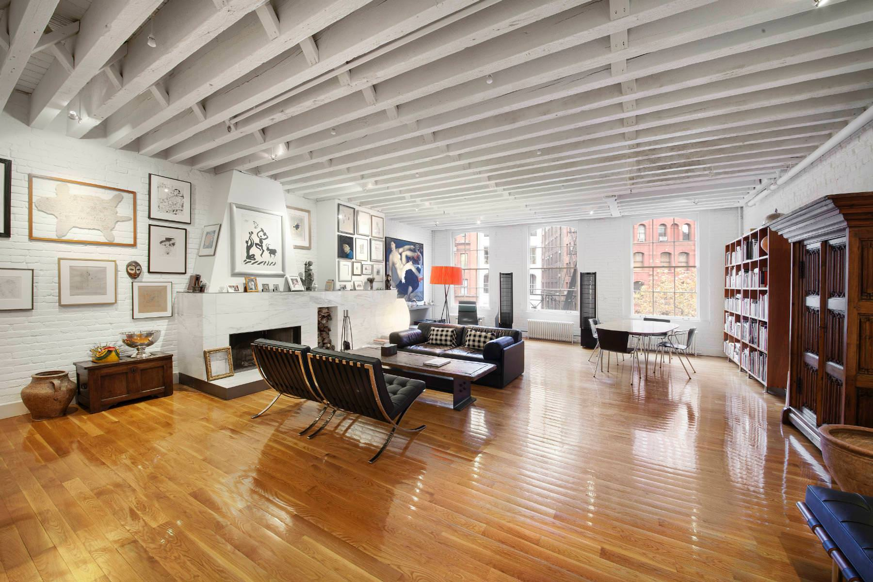 This Week's Listing: The Perfect Tribeca Loft