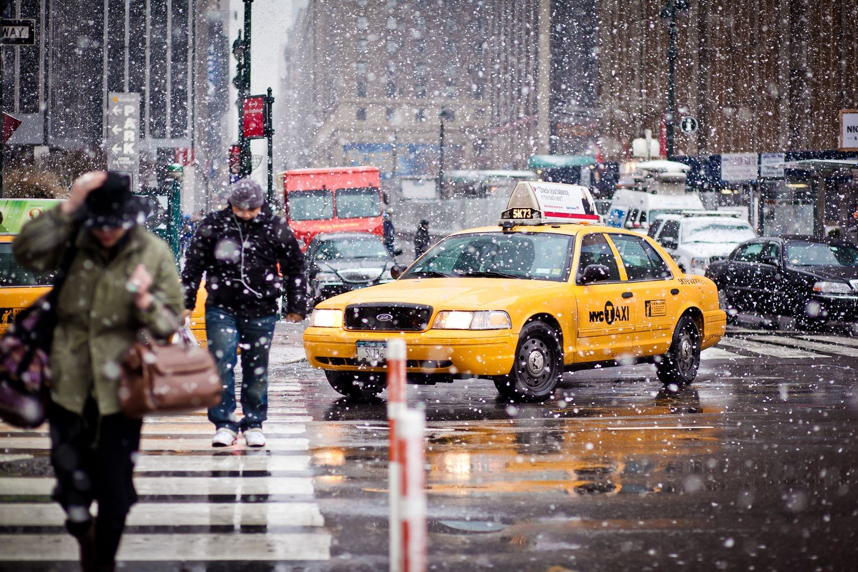 Top Tuesday's: Top 5 Ways to Stay Warm in New York