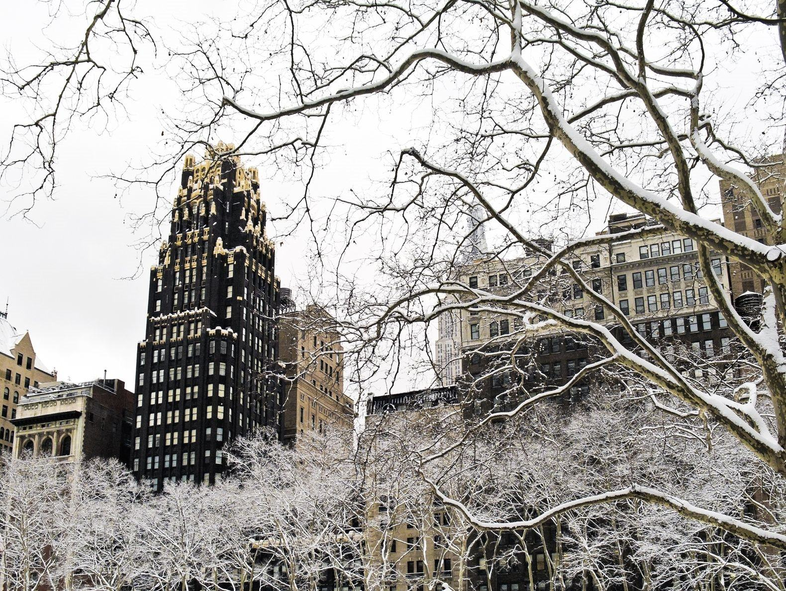 Bryant Park Set to Gain a New Luxury Tower