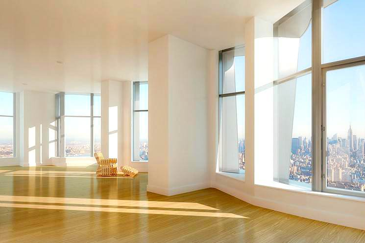 Listing of the Week: Live In a Work of Art in FiDi