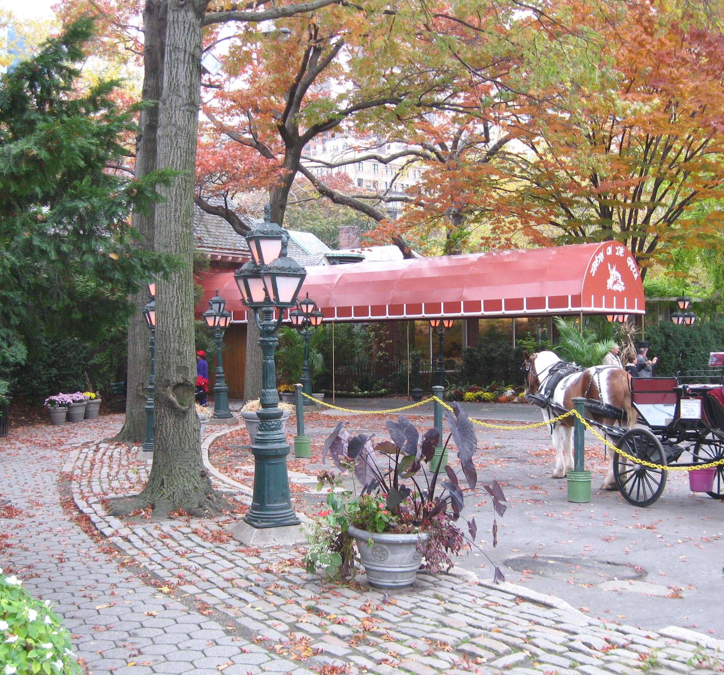 Revamped Tavern on the Green Set to Reopen on the Upper West Side