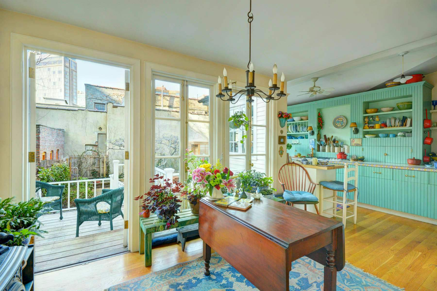 Listing of the Week: A West Village 'Jewel Box' of a Townhouse