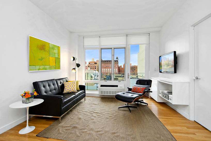 Listing of the Week: Modern and Chic in Harlem