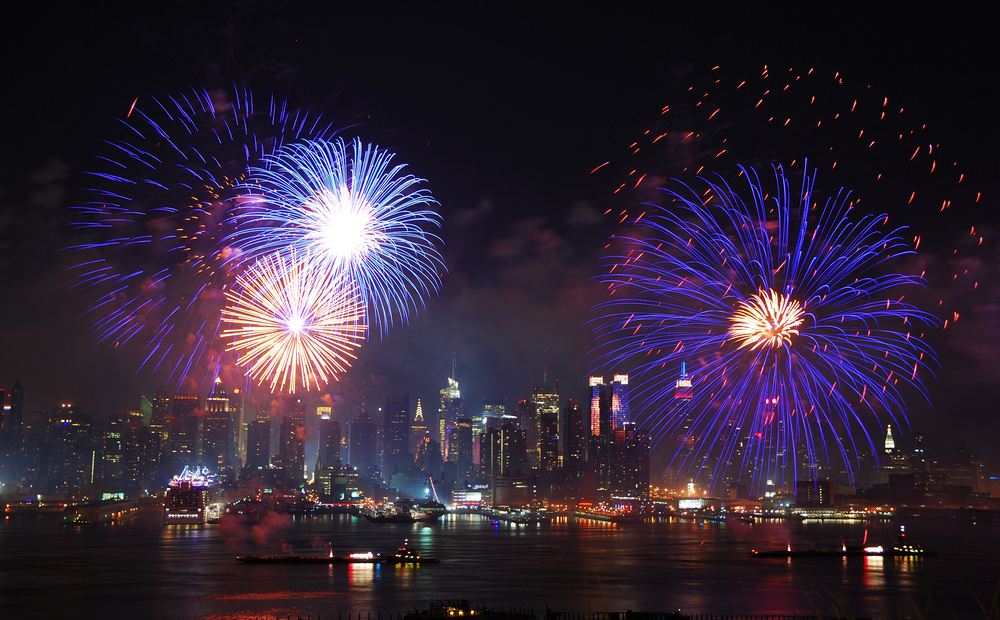 Nobody Celebrates the 4th of July Like the People of New York City