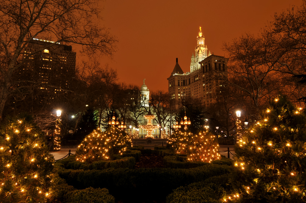 New York Events To Start The Holiday Season