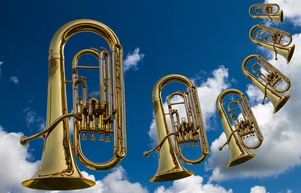 41st Annual Merry Tuba Christmas at Rockefeller Center