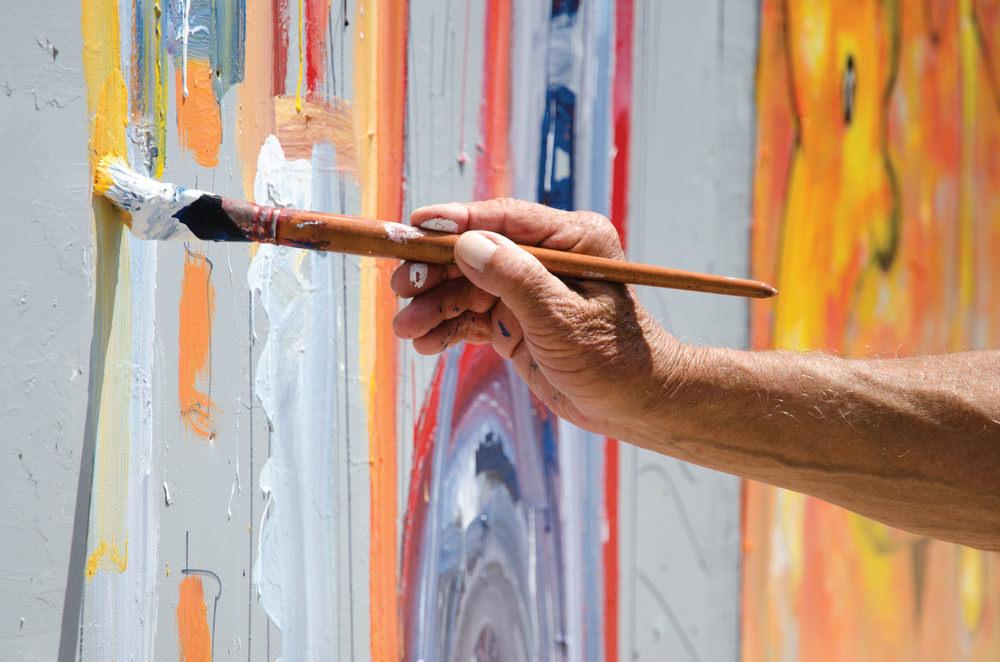 Celebrate Art in Washington Square on May 30 & 31