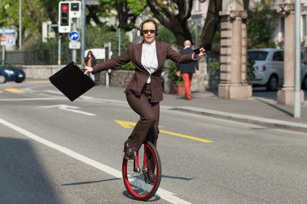Get Ready for the New York City Unicycle Festival on September 3-6