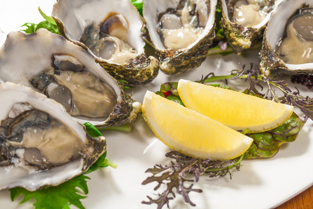 Celebrate the Mighty Oyster at New York Oyster Week on September 10-27