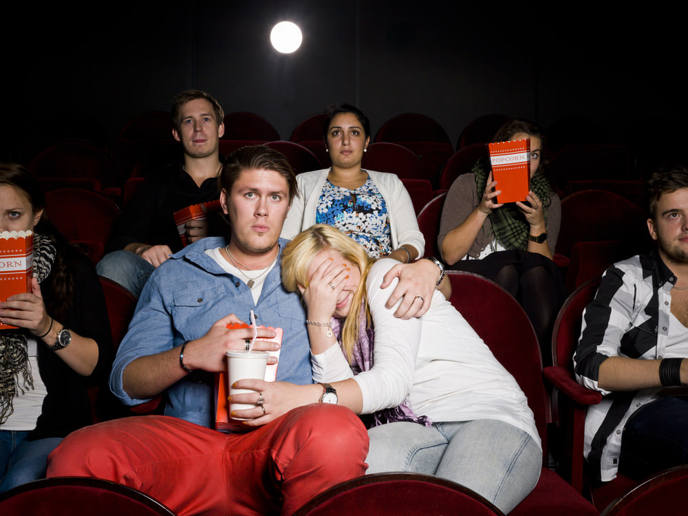 """Get Spooked at """"Scary Movies 9"""" October 30 through November 5"""