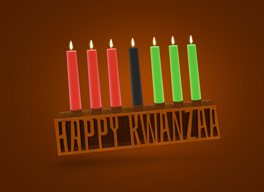 Celebrate Kwanzaa at the Apollo Theater on December 27