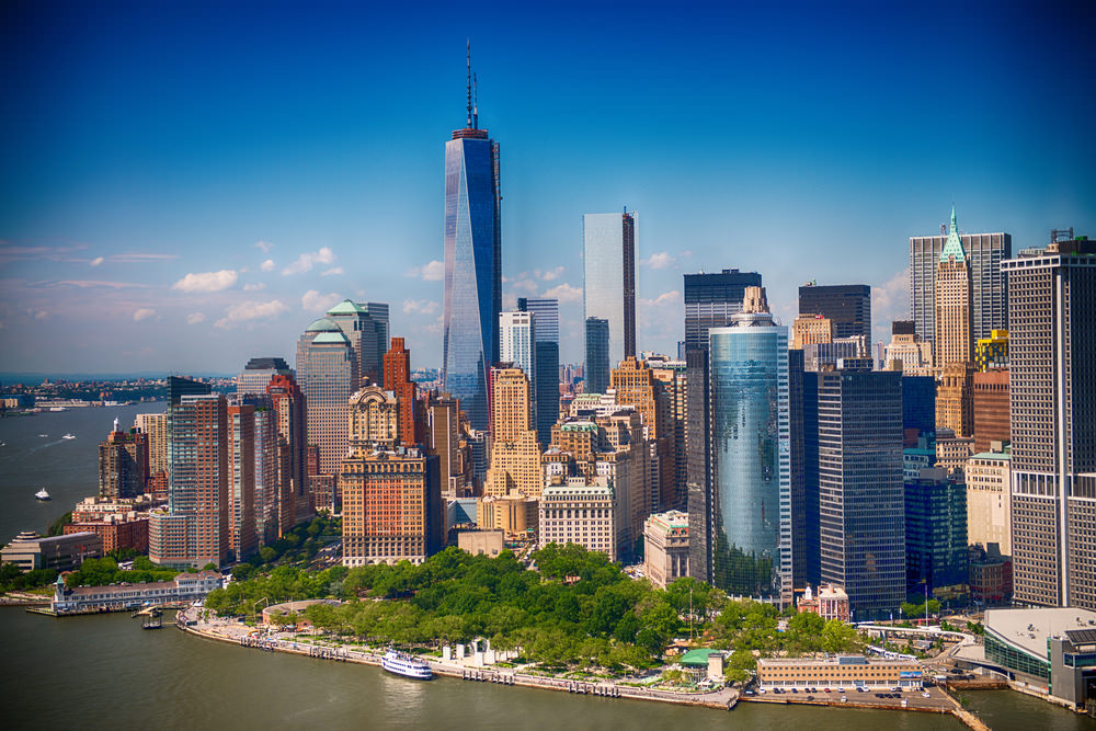 Lower Manhattan: A Look Back at Its Growth Since the 9/11 Attacks